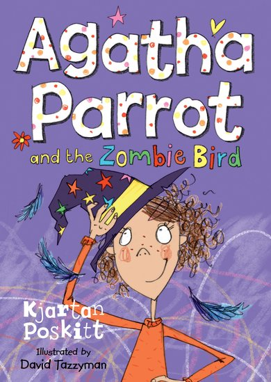 Agatha Parrot and the Zombie Bird