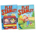 Blue Bananas: Flat Stanley Pair