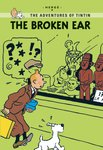 Tintin Young Readers: The Broken Ear