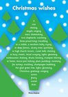 'Christmas Wishes' poem