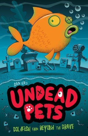 Undead Pets: Goldfish from Beyond the Grave