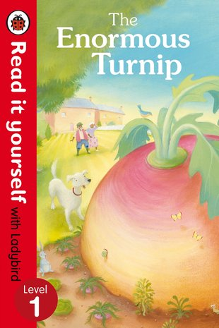 Ladybird Read It Yourself: The Enormous Turnip