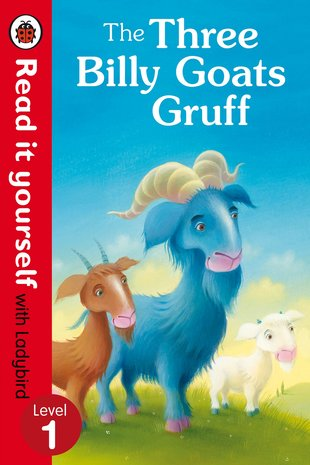 Ladybird Read It Yourself: The Three Billy Goats Gruff