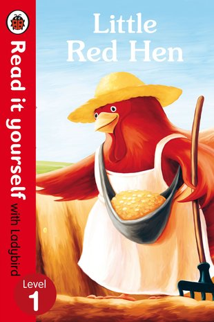 Ladybird Read It Yourself: Little Red Hen