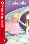 Ladybird Read It Yourself: Cinderella