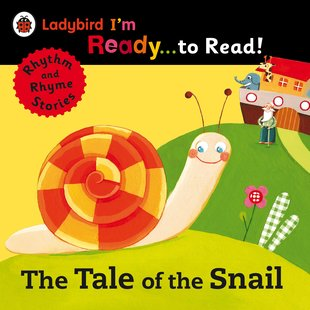 Ladybird I'm Ready to Read: The Tale of the Snail