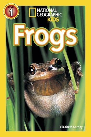 National Geographic Readers: Frogs