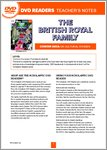 The British Royal Family: Teacher's Notes (5 pages)