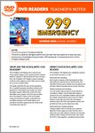 999 Emergency: Teacher's Notes (5 pages)