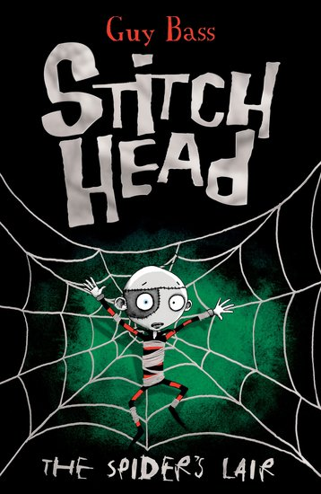 Stitch Head: The Spider's Lair