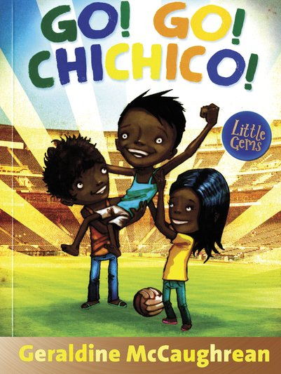 Little Gems: Go! Go! Chichico!