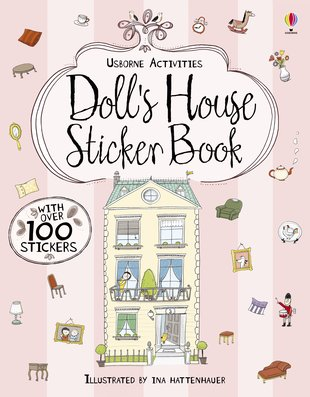 Doll's House Sticker Book
