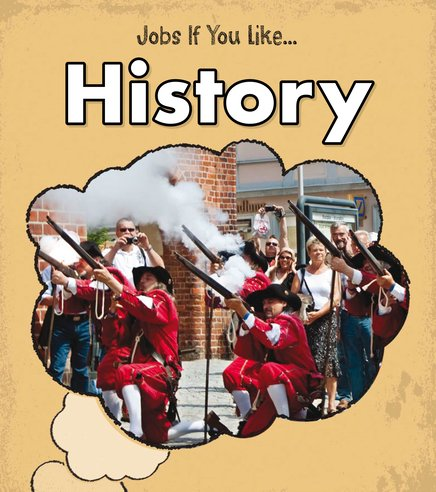 Jobs If You Like... History