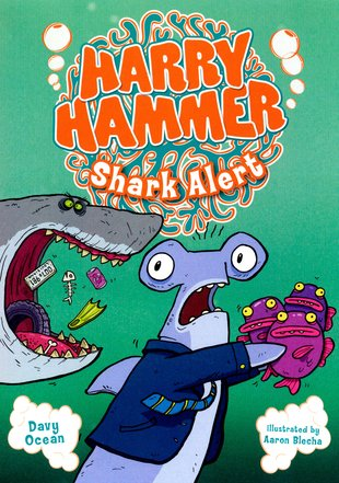 Harry Hammer: Shark Alert