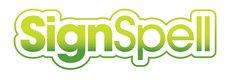 SignSpell logo