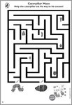 Very Hungry Caterpillar Maze