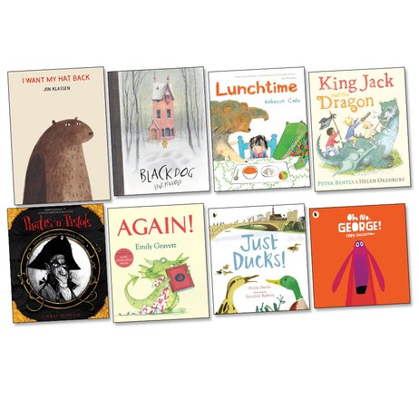 Kate Greenaway Medal Shortlist Pack 2013