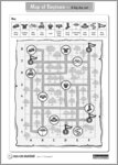 Map of Tinytown for ages 5-7 (1 page)