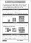 Scenario guidelines for ages 5-7 (1 page)