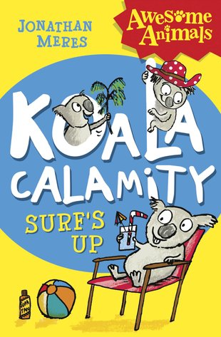 Awesome Animals: Koala Calamity – Surf's Up!