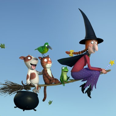 Room on the Broom - Scholastic