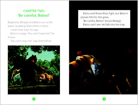 The Jungle Book: Man Trap: Sample Chapter
