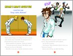 Kieran's Karate Adventure: Sample Chapter (3 pages)
