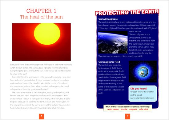 Changing World: Sample Chapter
