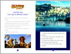 Madagascar 3: Europe's Most Wanted: Sample Chapter (2 pages)