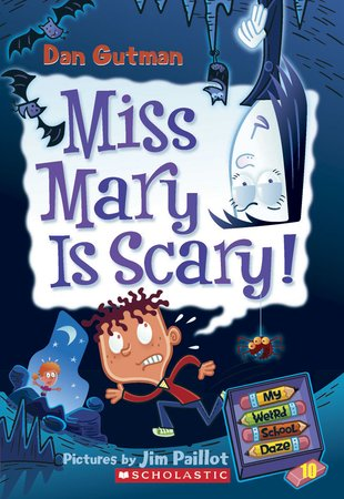 My Weird School: Miss Mary is Scary!