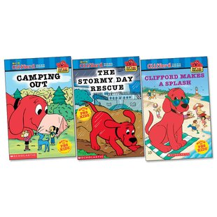 Clifford: Big Red Readers Pack