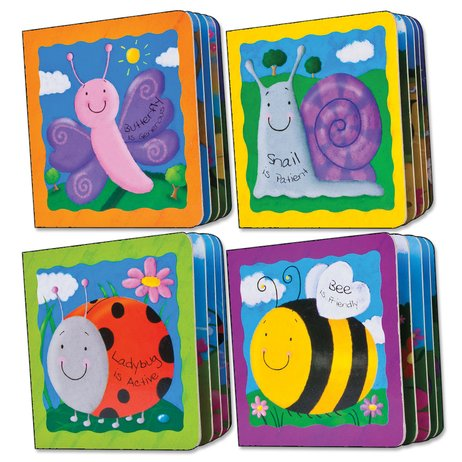 Bugs Mini Board Book Pack