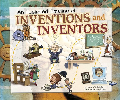An Illustrated Timeline of Inventors and Inventions