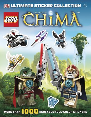 LEGO Legends of Chima: Ultimate Sticker Collection