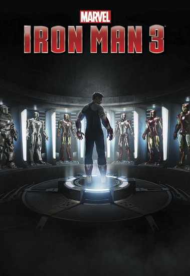 Iron Man 3: Junior Novel