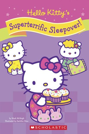 Hello Kitty's Superterrific Sleepover!