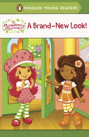 Strawberry Shortcake: A Brand New Look