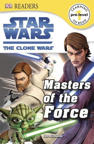 Star Wars: The Clone Wars - Masters of the Force