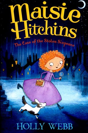 Maisie Hitchins: The Case of the Stolen Sixpence