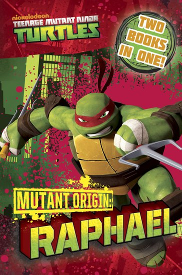 Teenage Mutant Hero Turtles: Mutant Origin - Raphael/Michelangelo