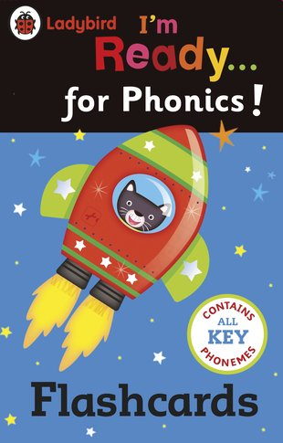 I'm Ready... for Phonics! Flashcards