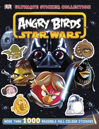 Angry Birds Star Wars: Ultimate Sticker Collection