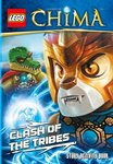 LEGO Legends of Chima: Clash of the Tribes Story Activity Book