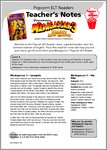 Madagascar 3 Teacher's notes (18 pages)