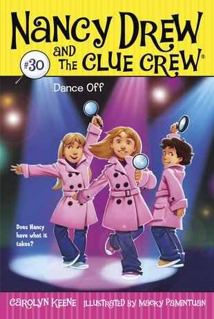 Nancy Drew and the Clue Crew: Dance Off