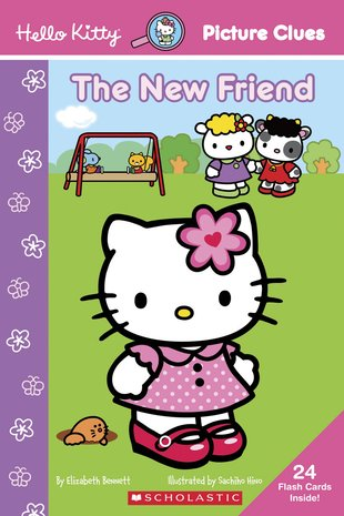 Hello Kitty Picture Clues: The New Friend