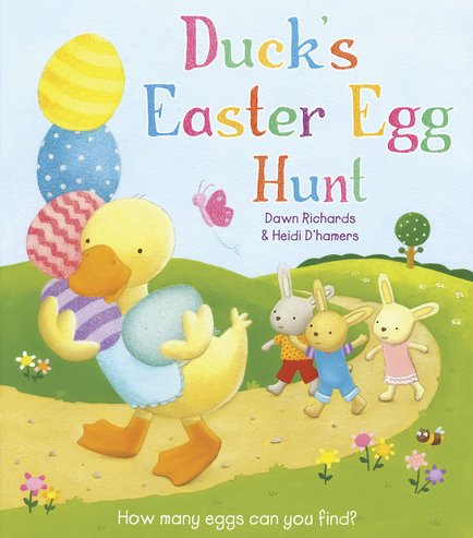 Duck's Easter Egg Hunt