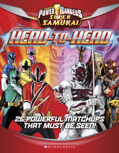 Power Rangers Super Samurai: Head-to-Head