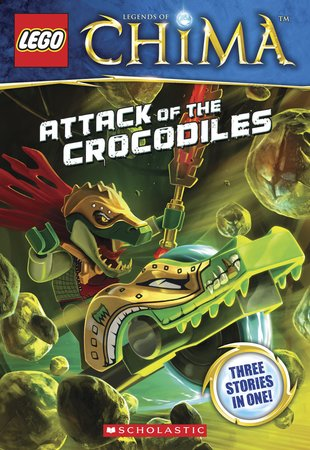 LEGO Legends of Chima: Attack of the Crocodiles