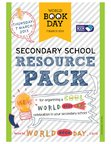 World Book Day Secondary Resource pack (6 pages)